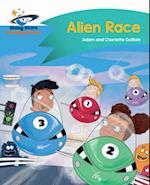 Reading Planet - Alien Race - Turquoise