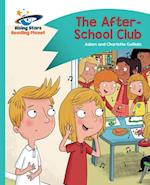 Reading Planet - The After-School Club - Turquoise