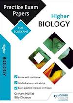 Higher Biology: Practice Papers for SQA Exams (Scottish Practice Exam Papers)