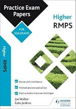 Higher RMPS: Practice Papers for the SQA Exams (Scottish Practice Exam Papers)