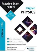 Higher Physics: Practice Papers for SQA Exams (Scottish Practice Exam Papers)