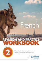 AQA A-level French Revision and Practice Workbook