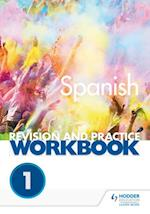 AQA A-level Spanish Revision and Practice Workbook