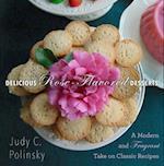 Delicious Rose-Flavored Desserts af Judy C. Polinsky