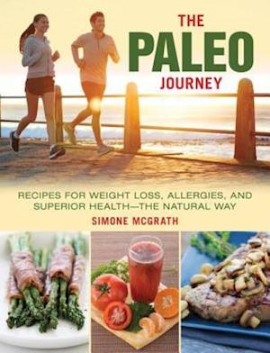 Paleo Journey af Simone Mcgrath