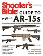 Shooter's Bible Guide to AR-15s af Robb Manning, Doug Howlett