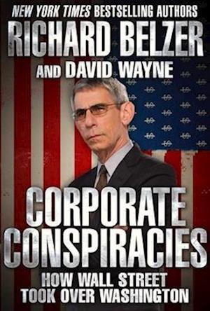 Bog, hardback Corporate Conspiracies af David Wayne