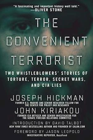 Bog, hardback The Convenient Terrorist af John Kiriakou