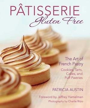 Bog, hardback Pâtisserie Gluten Free af Patricia Austin