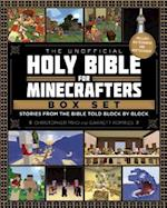 The Unofficial Holy Bible for Minecrafters Box Set