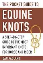 The Pocket Guide to Equine Knots (Skyhorse Pocket Guides)