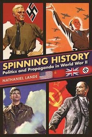 Bog, hardback Spinning History af Nathaniel Lande