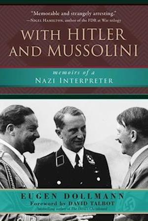 Bog, hardback With Hitler and Mussolini af Gerhard L. Weinberg