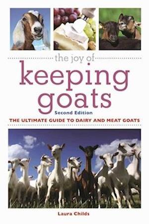 Bog, paperback The Joy of Keeping Goats af Laura Childs
