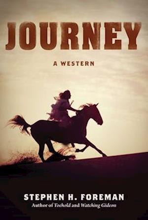 Bog, hardback Journey af Stephen H. Foreman