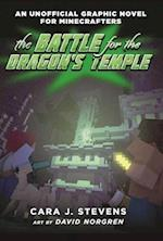 The Battle for the Dragon's Temple (Unofficial Graphic Novel for Minecrafters)