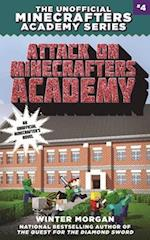 Attack on Minecrafters Academy (Minecraft Gamers Adventure)