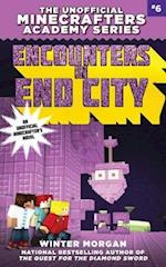 Encounters in End City (The Unofficial Minecrafters Academy Series)