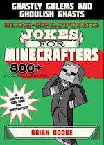 Sidesplitting Jokes for Minecrafters