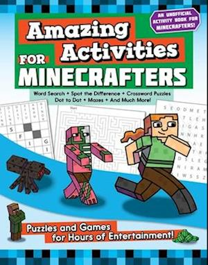 Bog, paperback Amazing Activities for Minecrafters af Amanda Brack