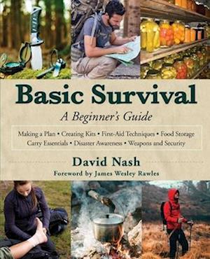 Bog, hardback Basic Survival af David Nash