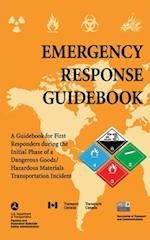 Emergency Response Guidebook 2018