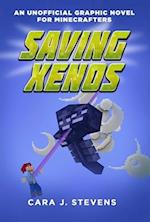 Saving Xenos (Unofficial Graphic Novel for Minecrafters)