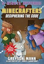 The Creeper Code (5 Minute Mysteries for Minecrafters)