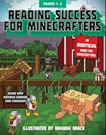 Reading Success for Minecrafters Grades 1-2