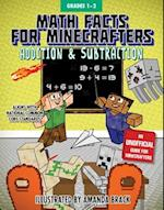 Math Facts for Minecrafters