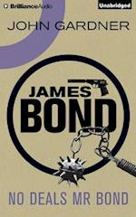 No Deals, Mr Bond (James Bond)