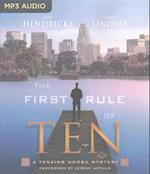 The First Rule of Ten (Tenzing Norbu Mystery)