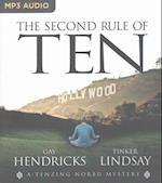 The Second Rule of Ten (Tenzing Norbu Mystery)