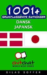1001+ Grundlaeggende Saetninger Dansk - Japansk af Gilad Soffer