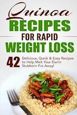 Quinoa Recipes for Rapid Weight Loss