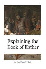 Explaining the Book of Esther