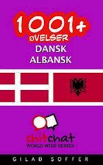 1001+ Ovelser Dansk - Albansk