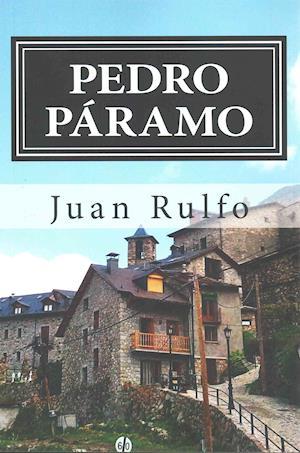 Bog, paperback Pedro Páramo af Júan Rulfo