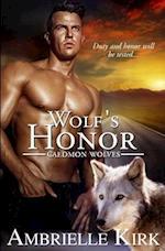 Wolf's Honor af Amber Ella Monroe, Ambrielle Kirk