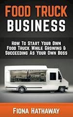 Food Truck Business af Fiona Hathaway