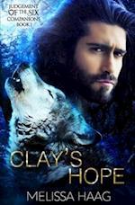 Clay's Hope af Melissa Haag