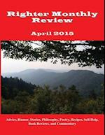 Righter Monthly Review-April 2015 af E. B. Alston