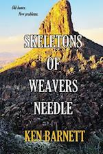 Skeletons of Weavers Needle af Ken Barnett
