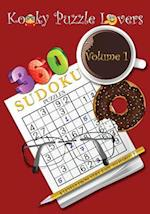 Sudoku Puzzle Book, Volume 1 af Kooky Puzzle Lovers