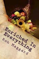 Enriched in Everything af Dr Ron Maggard