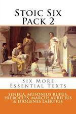 Stoic Six Pack 2 af Musonius Rufus, Seneca, Hierocles
