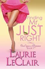 Finding Mr. Just Right (Book 7, Once Upon a Romance Series) af Laurie LeClair