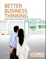 Better Business Thinking af Chris Thomason