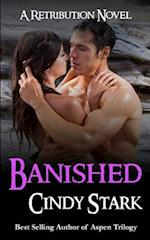 Banished (a Retribution Novel) af Cindy Stark