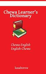 Chewa Learner's Dictionary